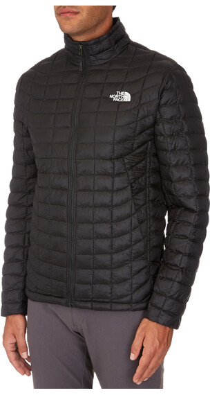 The North Face M's Thermoball Full Zip Jacket TNF Black